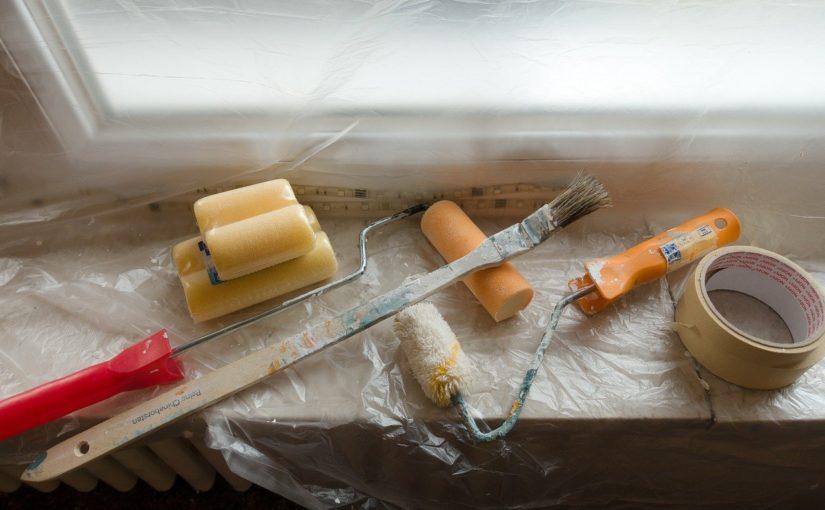 Planując odnowienie mieszkania wskazane jest wpierw przygotować się do niego.